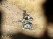Vệ binh Syria giáng đòn vào chiến tuyến thánh chiến ngoại ô Damascus