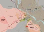 Chiến sự Syria: Quân Assad chiếm lượng vũ khí lớn IS tại Deir Ezzor (video)