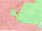 Chiến sự Syria: Quân Assad bẻ gãy phiến quân phản kích ở ngoại vi Damascus
