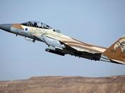 Không quân Israel liên tiếp tập kích quân đội Syria (video)