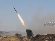 Bất chấp Israel tập kích, quân đội Syria đánh bại phiến quân thánh chiến