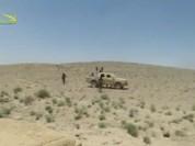 Phiến quân Mỹ hậu thuẫn lại đánh vỗ mặt quân đội Syria (video)