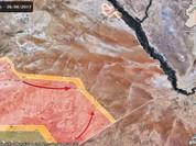 Quân đội Syria đánh tan IS, giải phóng địa bàn chiến lược ở tỉnh Homs