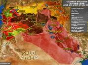 Quân đội Syria dồn dập tấn công trên hàng loạt chiến tuyến