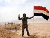 Quân đội Syria giải phóng 2 địa bàn then chốt trên sa mạc phía đông tỉnh Homs
