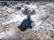 Chiến sự Syria: Quân Assad tấn công dữ dội phiến quân ngoại vi Damascus (video)