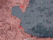 Quân đội Syria trút bão lửa vào hai căn cứ phiến quân ngoại vi Damascus
