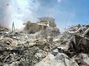 Quân đội Syria tấn công dữ dội phe thánh chiến cố thủ đông Damascus