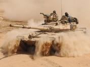 Quân đội Syria đánh đuổi FSA do Mỹ hậu thuẫn khỏi ngoại ô Damascus