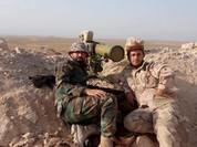"""Syria: """"Diều hâu Sa mạc"""" đập tan IS phản kích tại Hama (video)"""