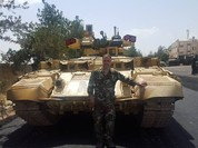 """""""Kẻ hủy diệt"""" Nga xuất trận trong chiến dịch tấn công giải cứu Deir Ezzor"""