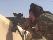 Chiến sự Syria: Người Kurd đánh bật IS, chiếm cứ địa ngoại ô Raqqa (video)