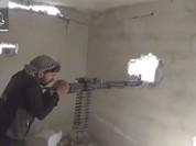 Quân đội Syria ác chiến phiến quân Hồi giáo ở ngoại vi Damascus (video)