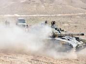 Không quân Nga trút hỏa lực, quân đội Syria tung đòn đánh IS