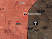 """Quân tinh nhuệ """"Diều hâu Sa mạc"""" đè bẹp IS, chiếm cao điểm then chốt ở Hama (video)"""