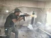 Quân đội Syria chọc thủng tuyến phòng ngự phiến quân ngoại vi Damascus