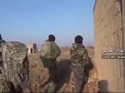 Không quân Nga dội lửa, quân Syria đánh lui IS tại Deir Ezzor (video)
