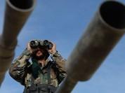 Quân đội Syria đè bẹp IS, đánh chiếm mỏ khí đốt tại Homs (video)