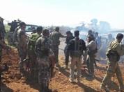 Trực thăng Nga càn quét, quân đội Syria chiếm địa bàn chiến lược ở Homs