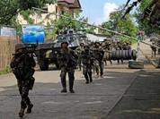 Phiến quân IS Philippines hành quyết tàn bạo 6 con tin tại Marawi (video)