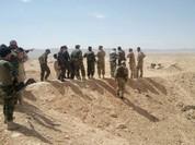 Video chiến sự Syria: Quân Assad ác chiến với IS tại Hama