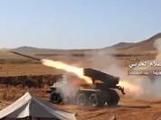 Quân đội Syria nghiền nát phiến quân, đánh chiếm 3.000 km2 ở Sweida (video)