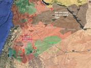 """""""Hổ Syria"""" đánh tan IS, tấn công từ Raqqa về Homs"""
