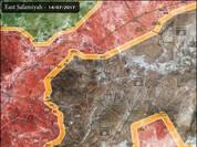Quân đội Syria đập tan IS, chiếm 3 chốt phiến quân ở Hama