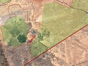 Quân đội Syria bao vây phe thánh chiến nam Damascus, chuẩn bị tiêu diệt
