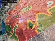 Syria sắp càn quét phiến quân Mỹ hậu thuẫn tại đông Damascus