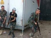 Quân đội Syria tấn công dữ dội phiến quân ngoại ô Damascus