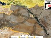 """""""Hổ Syria"""" đập tan IS, chiếm liên tiếp 4 mỏ dầu ở Raqqa"""