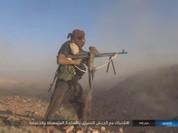 IS bất ngờ tấn công quân đội Syria, giết hại 7 binh sĩ