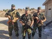 """Quân """"Hổ Syria"""" thần tốc tung đòn đánh chiếm 2 thị trấn gần sông Euphrates"""