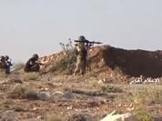 Quân đội Syria, Hezbollah tấn chiếm biên giới Lebanon (video)