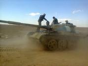 """Quân """"Hổ Syria"""" tấn công đánh về chảo lửa Deir Ezzor"""