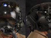 """F-35B Mỹ phải """"hạ cánh mò"""" do trục trặc mũ lái"""