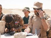 """Quân đội Syria """"ghìm đầu"""" cứ điểm IS, sắp tung đòn giải phóng sa mạc Palmyra"""