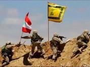 Phiến quân đầu hàng, Hezbollah quét sạch khủng bố trên biên giới Syria - Lebanon (video)