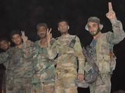 Ngừng bắn sụp đổ, quân đội Syria đánh thẳng vào phiến quân ven Damascus