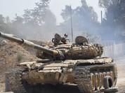 Nga ra tối hậu thư bị bác, phiến quân Syria nã pháo vào Damascus