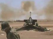 Quân đội Syria dội hỏa lực ác liệt đánh diệt IS tại Hama (video)