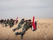 Chiến sự Syria: Quân Assad chuẩn bị đánh chiếm cứ điểm IS (video)