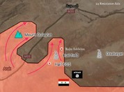 Quân đội Syria dọn đường đánh chiếm cứ điểm IS tại Homs