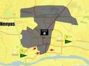 IS tung video khích lệ cuộc chiến khốc liệt ở Raqqa