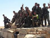 Quân đội Syria tấn công dữ dội IS tại Hama