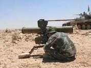 Quân Syria ác chiến phiến quân Hồi giáo cố thủ ngoại vi Damascus (video)