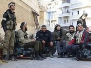 Phiến quân Syria bất ngờ chạy sang gia nhập quân đội chính phủ