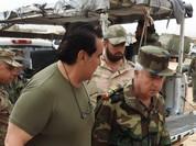 """""""Diều hâu Sa mạc"""" Syria giải thể, chỉ huy về Nga (video)"""