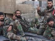Quân đội Syria giao chiến khốc liệt với phe thánh chiến tại tây Aleppo